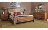 Klaussner Affinity 4-Piece Queen Bedroom Set
