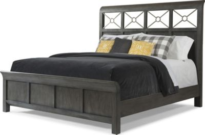 Klaussner Trisha Yearwood Music City Queen Panel Bed