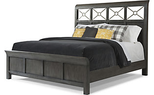 Klaussner Music City King Panel Bed