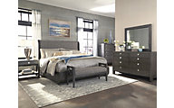 Klaussner Trisha Yearwood Music City 4-Pc. King Bedroom Set