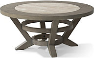 Klaussner Music City Round Coffee Table