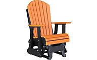 Amish Outdoors Deluxe Adirondack Outdoor Glider