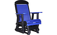 Amish Outdoors Classic High-Back Outdoor Glider Chair