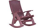 Amish Outdoors Comfort Outdoor Rocking Chair