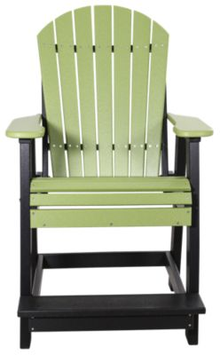 Amish Outdoors Balcony Adirondack Chair