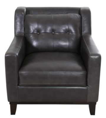 Kuka 1838 Collection Leather Chair