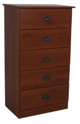 Lang Special Collection Cherry 5-Drawer Chest