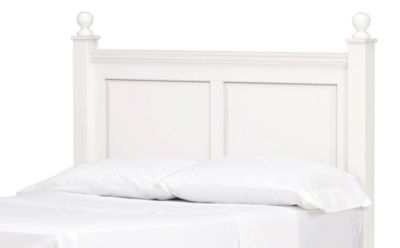 Lang Madison White Full Headboard