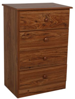 Lang Special Collection Hickory 4-Drawer Chest