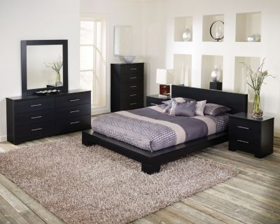 Lang Brooklyn 4-Piece Queen Bedroom Set