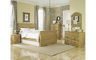 Lang Oak Creek 4-Piece Queen Bedroom Set