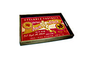 Legacy Iowa State Serving Tray