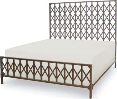 Legacy Classic Metalworks Queen Metal Bed
