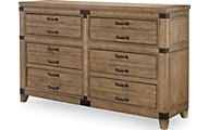 Legacy Classic Metalworks Dresser
