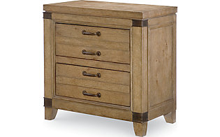 Legacy Classic Metalworks Nightstand