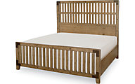 Legacy Classic Metalworks King Panel Bed