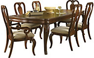 Legacy Classic Evolution Table, 4 Side & 2 Arm Chairs