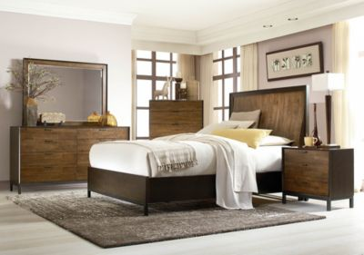 Legacy Classic Kateri 4-Piece King Bedroom Set