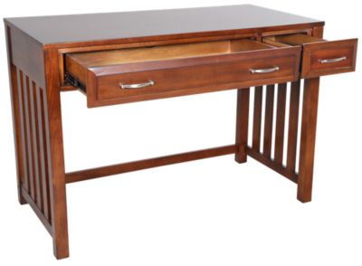 Liberty Hampton Bay Cherry Writing Desk