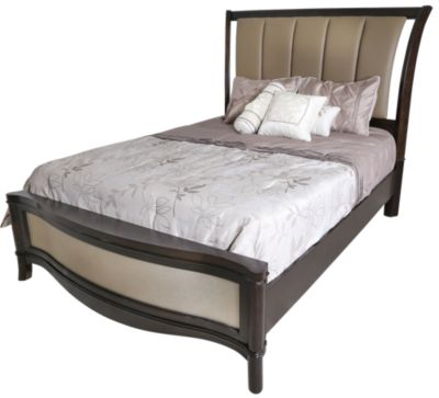 Liberty Sunset Boulevard Queen Sleigh Bed