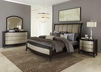 Liberty Sunset Boulevard 4-Piece King Bedroom Set