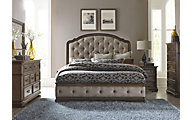 Liberty Amelia 4-Piece King Bedroom Set
