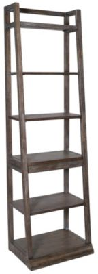 Liberty Stone Brook Jr Executive Leaning Bookcase