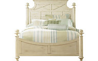 Liberty Ocean Isle King Poster Bed