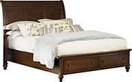 Liberty Hamilton Queen Storage Bed