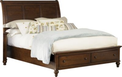 Liberty Hamilton King Storage Bed