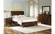 Liberty Hamilton 4-Piece Queen Storage Bedroom Set