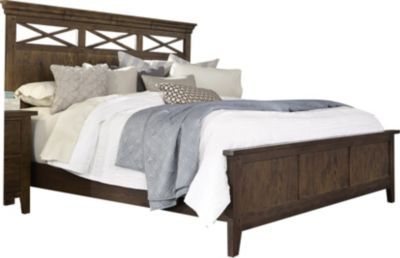 Liberty Hearthstone King Panel Bed