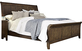 Liberty Hearthstone King Sleigh Bed