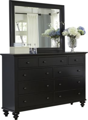 Liberty Hamilton III Dresser with Mirror