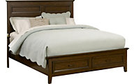Liberty Laurel Creek King Storage Bed