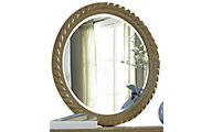 Liberty Harbor View Rope Mirror