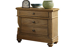 Liberty Harbor View 2-Drawer Nightstand