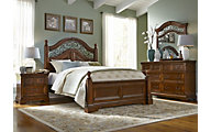 Liberty Laurelwood 4-Piece Queen Bedroom Set