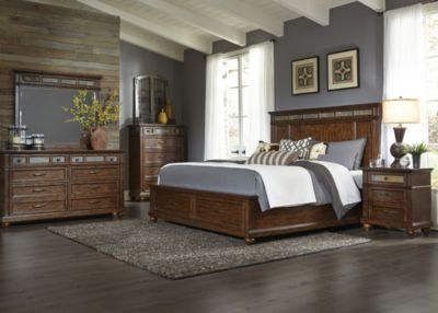 Liberty Coronado 4-Piece Queen Storage Bedroom Set