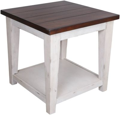 Liberty Saddlebrook End Table