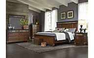 Liberty Coronado 4-Piece King Bedroom Set