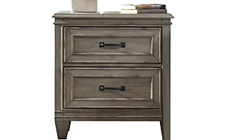 Liberty Grayton Grove 2-Drawer Nightstand