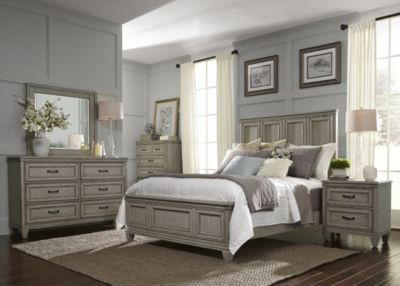 Liberty Grayton Grove 4-Piece King Bedroom Set