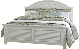 Liberty Summer House I Queen Panel Bed