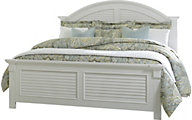 Liberty Summer House I King Panel Bed