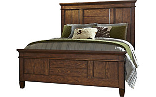 Liberty Rocky Mountain Queen Panel Bed