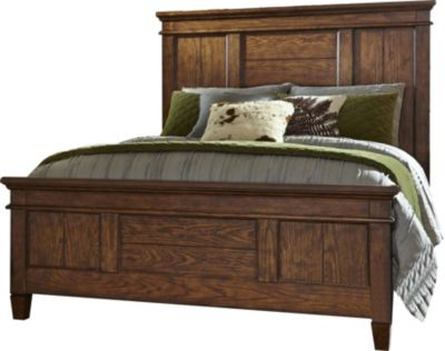 Liberty Rocky Mountain King Panel Bed