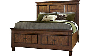 Liberty Rocky Mountain King Storage Bed