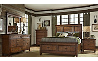 Liberty Rocky Mountain 4-Piece Queen Storage Bedroom Set