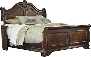 Liberty Highland Court King Sleigh Bed